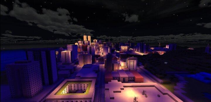 Brindleton at Night