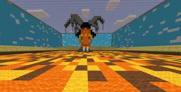 Squid Games Bedrock Map (Credit for Media) Minecraft Map & Project