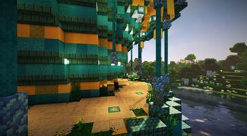 Carousel - by Kimandjax Minecraft Map & Project