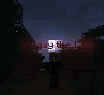 Friday The 13th (Short) Minecraft Map & Project
