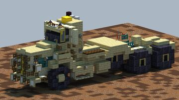 Oshkosh M911, Heavy hual truck [With Download] Minecraft Map & Project