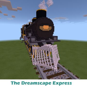 The Dreamscape Express Minecraft Map & Project