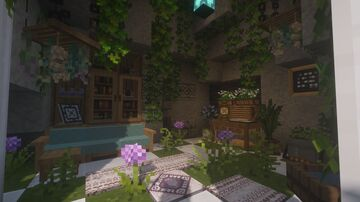home in a ruin Minecraft Map & Project