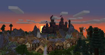 Blackstone Castle Minecraft Map & Project