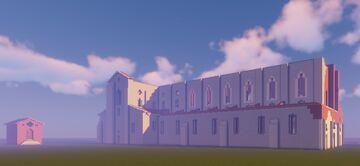 Abbey of San Galgano Minecraft Map & Project