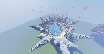 Ice,Water,Fairy Custom mini Biome ( Commission by Magma ) Minecraft Map & Project