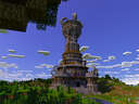 The Mighty Tower of All Above Minecraft Map & Project