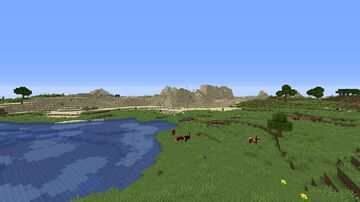 Good Seed Minecraft Map & Project
