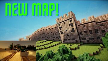 Wall of china Minecraft Map & Project
