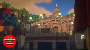 Super Nintendo World Japan | 1:1 Recreation Minecraft Map & Project