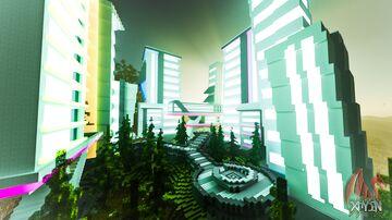 Modern Lobby - By Xayden Minecraft Map & Project