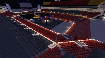 WWE Wrestlemania 37 Minecraft Map & Project