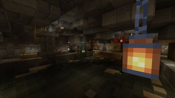 Sewers Minecraft Map & Project