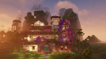 Disney Encanto [Magical House in Minecraft] Minecraft Map & Project