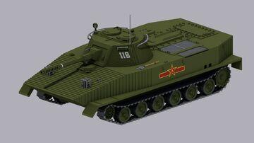NOAK PT-76 Minecraft Map & Project