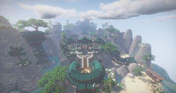 Hub minigame Minecraft Map & Project