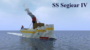 SS. Segiear IV Minecraft Map & Project