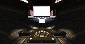 Taking Chances World Tour (Celine Dion) (Mods 1.7.10) Minecraft Map & Project