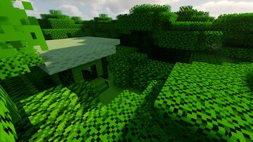 Way of the Forest Minecraft Map & Project