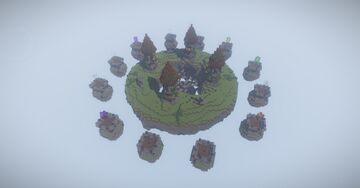 Mapa de SkyWars - Towers Minecraft Map & Project