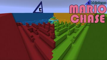 Mario Chase Minecraft Map & Project