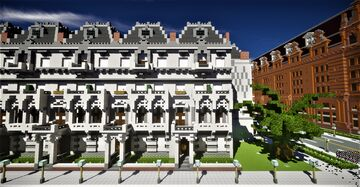 Victorian house 2 Minecraft Map & Project