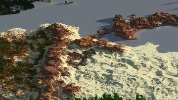 RPG World - 16000x16000 [WorldPainter] Minecraft Map & Project