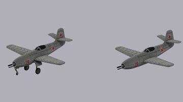 Yak-23 Minecraft Map & Project