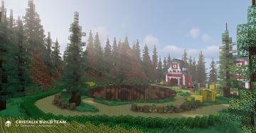 Prison Mine - Sheep Farm Minecraft Map & Project