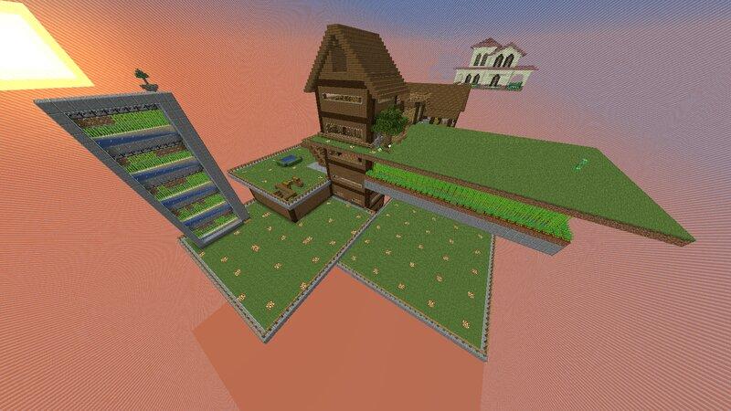 Meine Skyblock Insel