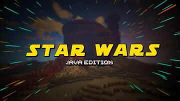 A StarWars story | No mods | Multiplayer | Adventure map and RP | Coming soon Minecraft Map & Project
