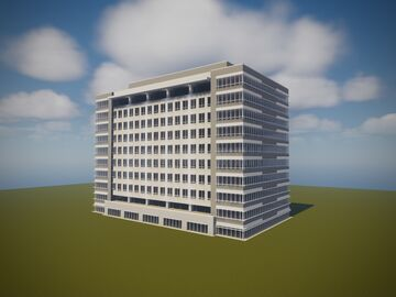 Granite Tower Minecraft Map & Project