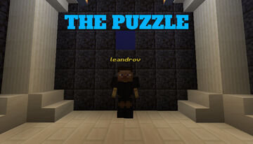 The Puzzle [1.16.5] Minecraft Map & Project