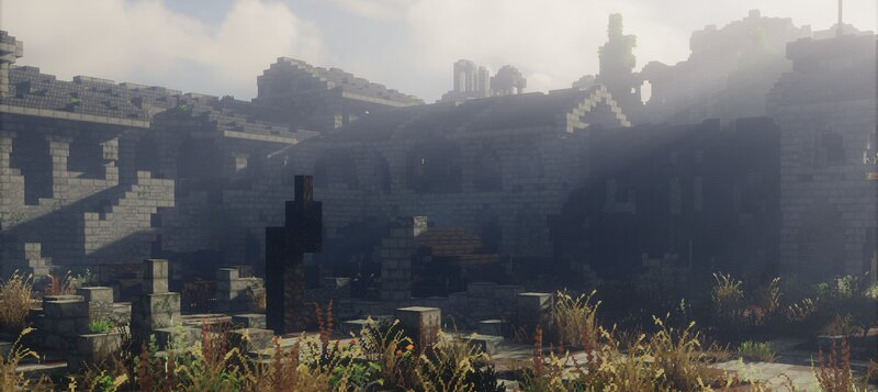 A shot from within the largest camp of Ithilien.