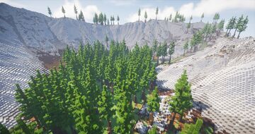 Pine Valley Minecraft Map & Project