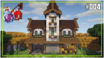 ⚒️ Minecraft: Alchemist's Workshop Minecraft Map & Project