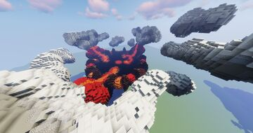 Fire,Rock,Ground Custom mini Biome ( Commission by Magma ) Minecraft Map & Project