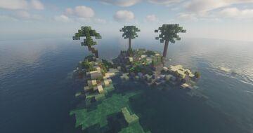 Isla Pequeña (1.2 - 1.12 version) Minecraft Map & Project