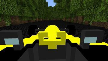 Formula 1 Racing v1.0 - Multiplayer race map with actual formula 1 cars Minecraft Map & Project