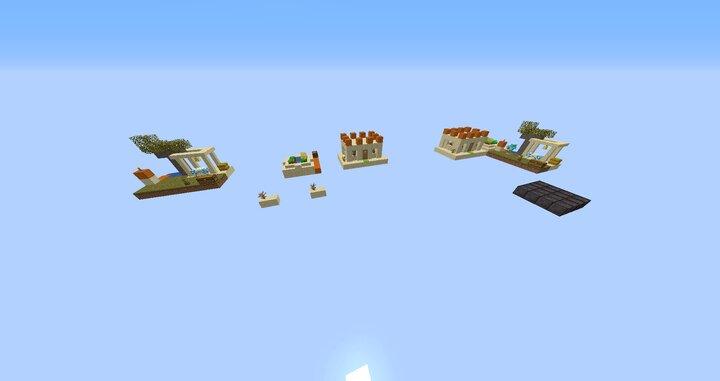 Segments, build and spawning platform
