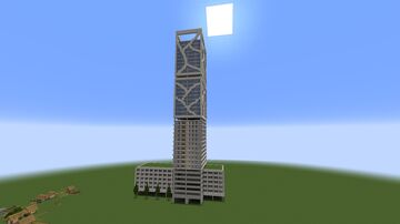 Younan Tower Minecraft Map & Project