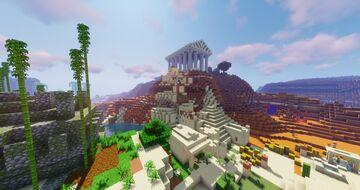 RapidaV2: a Player versus Player Speedrun Minigame Minecraft Map & Project