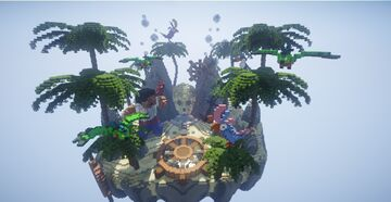 Piratland lobby ► Moddragon Minecraft Map & Project