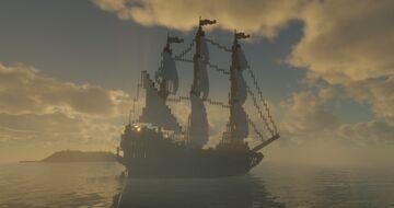 Original galleon ship! Minecraft Map & Project
