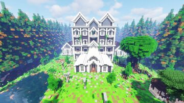 Koeah Manor Minecraft Map & Project