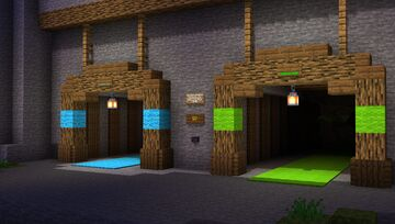 Shaft PvP: Reimagined! [1.17+] Minecraft Map & Project