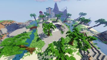 EeveeLicious Pixelmon Spawn - Completed Commission by MagmaTeam Minecraft Map & Project