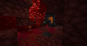 The Nether-lands - Mini Maze Minecraft Map & Project
