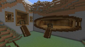 NewMountainHouse v2 Minecraft Map & Project