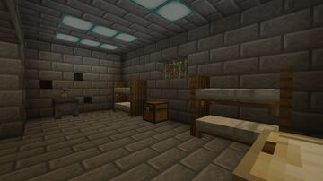 Impenetrable Prison (1.16.5) Minecraft Map & Project